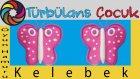 Oyun Hamuru ile Kelebek Yapımı | Türbülans Çocuk | Play Butterfly