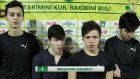 KARA ELMAS FC Emrullah Röportaj  / İSTANBUL / iddaa Rakipbul Ligi 2015 Açılış Sezonu