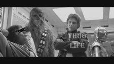 Luke Skywalker Thug Life