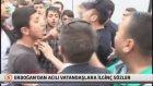 Başbakan'ın Somalı Protestocu Halka Ahlaksız Demesi