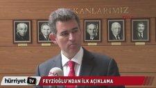 Metin Feyzioğlu'nun Açıklamaları