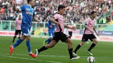 Palermo 0-0 Empoli - Maç Özeti (1.3.2015)