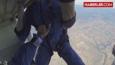 Paraşütü Açamadan Havada Epilepsi Krizi Geçirdi