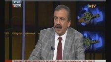 Sırrı Süreyya Önder'in Halkı Terörle Tehdit Etmesi