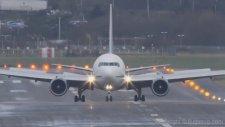 Uçak İniş Yaparken Türbülansa Girerse Ne Olur?