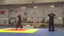 Kendini Savunma 2013 Şampiyonu Hugo Tronche