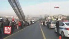 Boğaziçi Köprüsü'nde 10 Kasım
