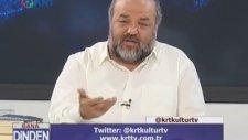 Gerçek İslam IŞİD'in Yaptığıdır Diyen Sosyaliste Cevap İhsan Eliaçık