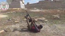 Özgür Suriye Ordusunun Hava Savunma Sistemi