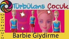 Oyun Hamuru İle Barbie Elbise Yapımı Türbülans Çocuk | Barbie Dressing Play Doh