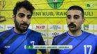 Bölge G.Menkul Osmanlı Spor / Yencen Milan / Maçın Röportajı / Kocaeli