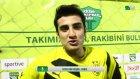 Maç sonu basın toplantısı SENJE Takımı HD İzmir