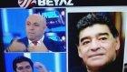 Sinan Engin, Maradona'yı görünce titredi...