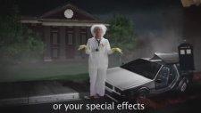 Tarihin Efsanevi Rap Savaşları Doctor Who vs Doc Brown