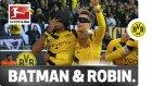 Dortmund'lu Yıldızların İlginç Gol Sevinci