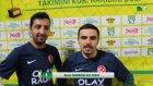 Olay Radyo-Biena FC macın röportajı / antalya  /