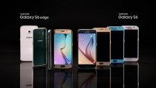 Samsung S6 ve Galaxy Edge Tanıtıldı!