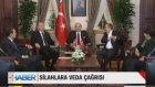 Ahmet Rıfat sordu Silahlara veda çağrısının detaylarını Cem Küçük anlattı