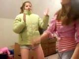 Canı Sıkılan Kızlar
