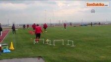 Balıkesirspor'da, Çaykur Rizespor Maçı Hazırlıkları