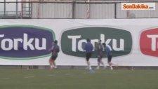 Torku Konyaspor Antrenmanı