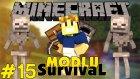 Minecraft Modlu Survival - Puan Avı - Bölüm 15