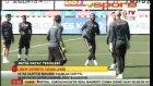 Galatasaray'da Renkli İdman!...