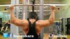 Sırt Kaslarını Geliştirme Programı - Lat Pull Down (Behind The Neck) Egzersizi - KENZO KARAGÖZ