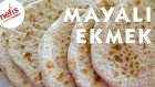 Tavada Mayalı Ekmek Tarifi | Ev Yapımı Ekmek