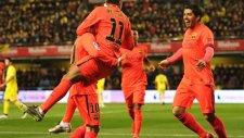Villareal 1-3 Barcelona (Maç Özeti)