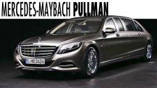 Mercedes Maybach S600 Pullman'dan İlk Görüntüler