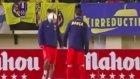 Messi ve Neymar Şov Yaptı!