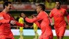 Villarreal 1-3 Barcelona - Maç Özeti (4.3.2015)
