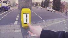 Yeşil Işık Beklerken Sıkılmanızı Engelleyecek Uygulama | Streetpong