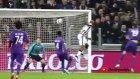 Juventus 1-2 Fiorentina (Maç Özeti)