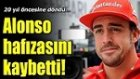 Fernando Alonso 13 Yaşına Döndü