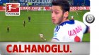 Hakan Çalhanoğlu'nun Dortmund Kalesine 41 Metreden Attığı Gol