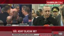 Erdoğan: Abdullah Gül'ün Adaylığı Güzel Olur, İsabetli Olur