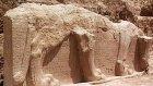 IŞİD Bu Kez Nemrut'taki Tarihi Eserleri Dümdüz Etti!