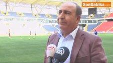 Mersin İdmanyurdu'nda Trabzonspor Maçı Hazırlıkları