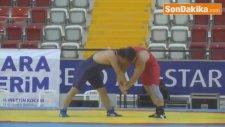 Türkiye Büyük Erkekler Grekoromen Güreş Şampiyonası