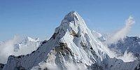 Himalaya Dağları'nın 6000 Metrede Çekilmiş Görüntüleri