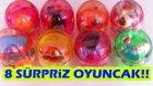Kurmalı Oyuncak Sürpriz Yumurta Açımı! Mr. Bady Oyuncakları Oyun Hamuru TV Videoları