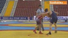 Büyük Erkekler Grekoromen Güreş Türkiye Şampiyonası