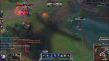 Ashe league of legends quadra / penta