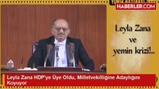 Leyla Zana HDP'ye Üye Oldu, Milletvekilliğine Adaylığını Koyuyor