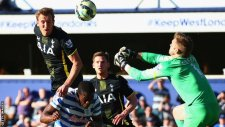 QPR 1-2 Tottenham - Maç Özeti (7.3.2015)