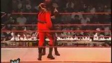 Undertaker Vs Kane Match alev maçı