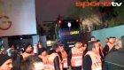 Galatasaray Kafilesi Florya'ya Vardı!...