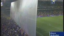 Maç Sonrası Şükrü Saracoğlu Stadı'ndan Görüntüler